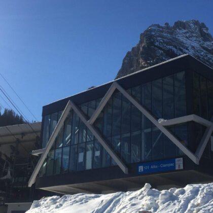 Funifor cabinovia Alba – Ciampac – Col dei Rossi